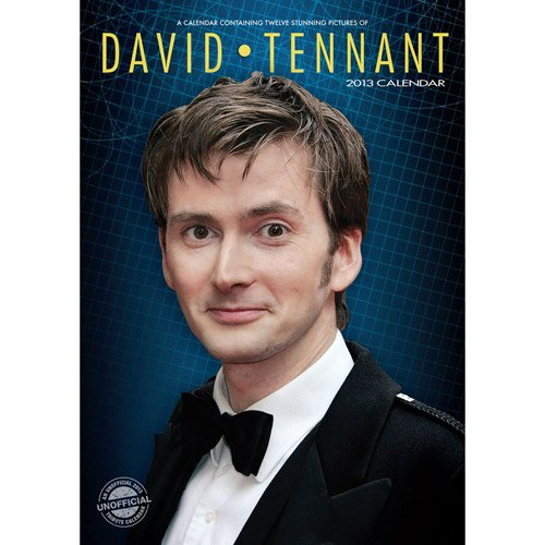 9781781243091: David Tennant - Calendar 2013 David Tennant