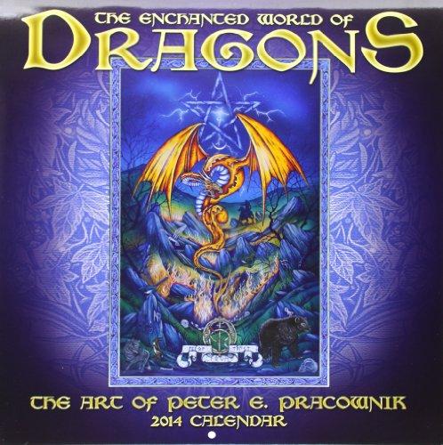 9781781246306: The Enchanted World of Dragons W (Calendar 2014)