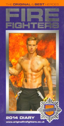 9781781247747: Firefighters Slim Diary