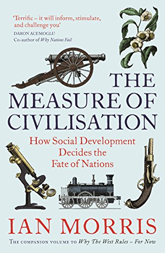9781781250198: The Measure of Civilisation: The Story of Why the West Rules for Now