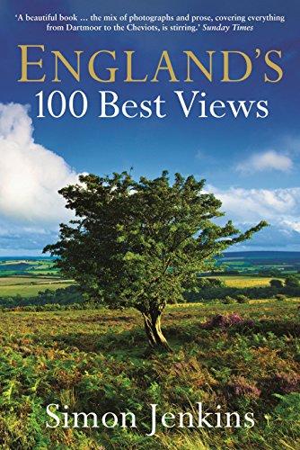 England's 100 Best Views: Jenkins, Simon