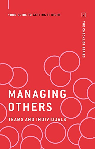 9781781251447: Managing Others: Teams and Individuals (Checklist)