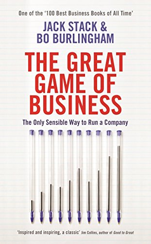 9781781251522: The Great Game of Business: The Only Sensible Way to Run a Company