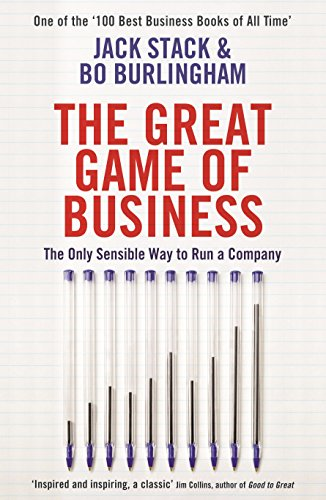 9781781251539: The Great Game of Business: The Only Sensible Way to Run a Company