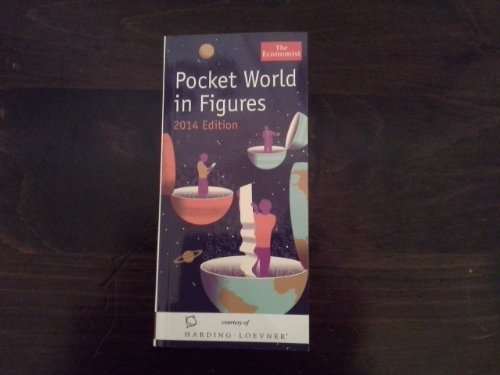 9781781252246: The Economist: Pocket World in Figures 2014 Edition