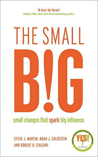 9781781252758: The small BIG: Small Changes that Spark Big Influence