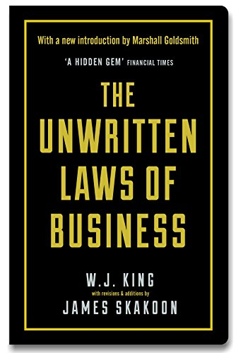 9781781253380: The Unwritten Laws of Business (Profile Business Classics)