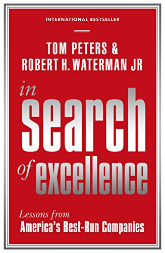 9781781253403: In Search of Excellence: Lessons from America's Best-Run Companies (Profile Business Classics)