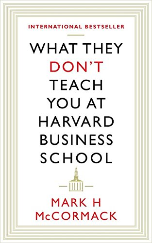 9781781253472: What They Don't Teach You at Harvard Business School (Paperback) - Common