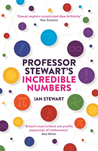 9781781254516: Professor Stewart's Incredible Numbers