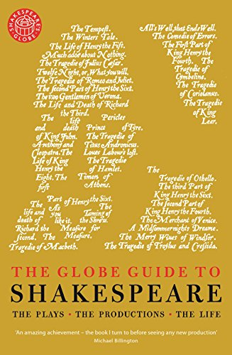 9781781256343: The Globe Guide to Shakespeare: The plays, the productions, the life