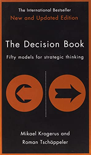 9781781259542: The Decision Book: Fifty models for strategic thinking (New Edition)
