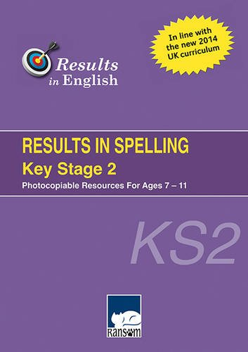 9781781271056: Results in Spelling KS2 (Results in English)
