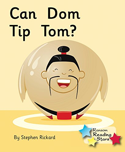 Can Dom Tip Tom? (Reading Stars): Stephen Rickard
