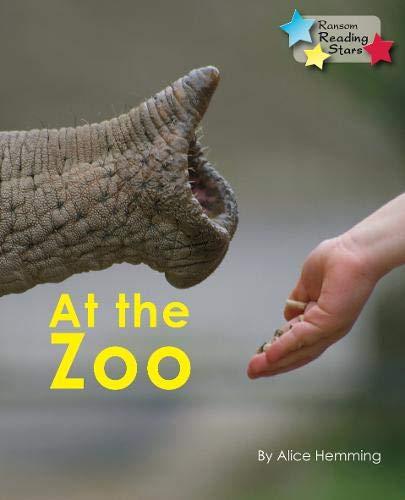 At The Zoo (Reading Stars): Hemming, Alice
