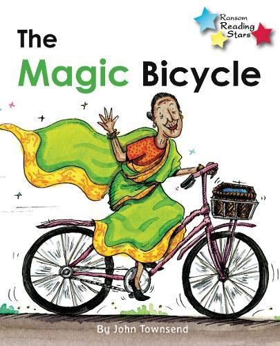 Magic Bicycle (Reading Stars): Townsend, John