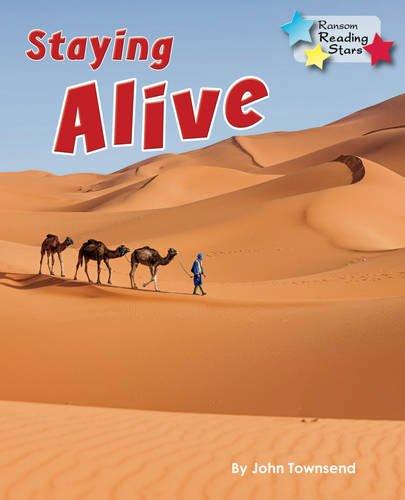 Staying Alive (Reading Stars): Townsend, John