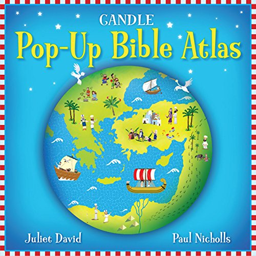 9781781281000: Candle Pop-Up Bible Atlas