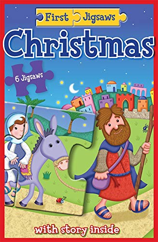 First Jigsaws Christmas: Josh Edwards