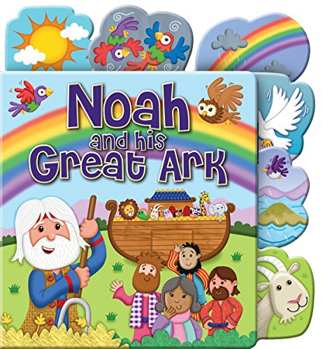 9781781281567: Noah and His Great Ark (Candle Tab Books) (Candle Tabs)