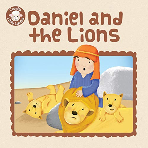 9781781281628: Daniel and the Lions (Candle Little Lambs)