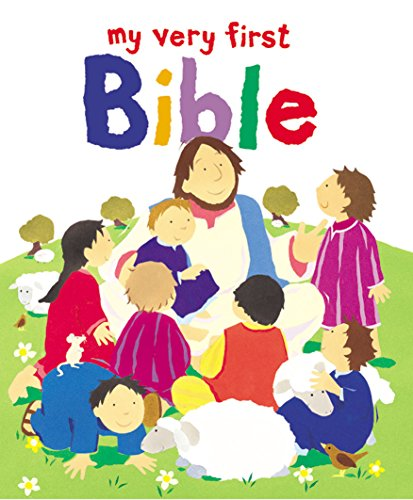 9781781281697: My Very First Bible (Candle Bible for Toddlers)
