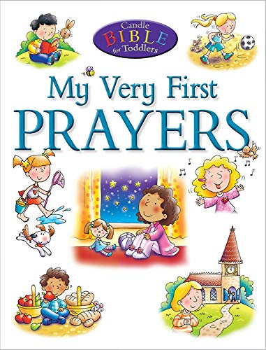 9781781281703: My Very First Prayers (Candle Bible for Toddlers)