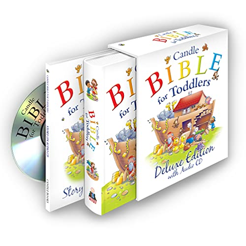 Candle Bible for Toddlers: Helen Prole, Juliet David &