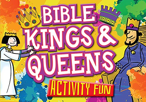 9781781282595: Bible Kings and Queens (Activity Fun)