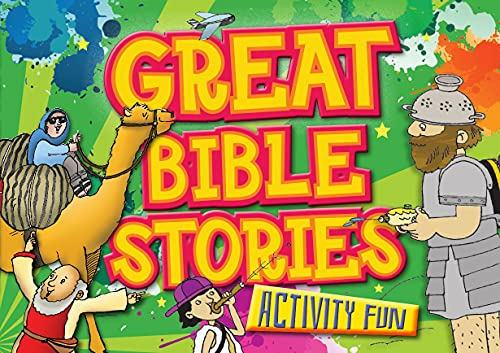 9781781282601: Great Bible Stories (Activity Fun)