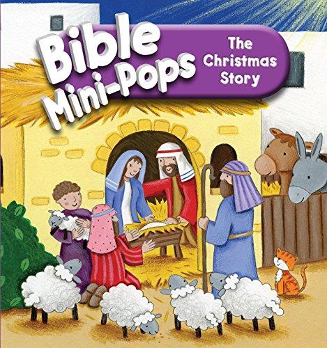 9781781282830: The Christmas Story (Bible Mini-Pops)