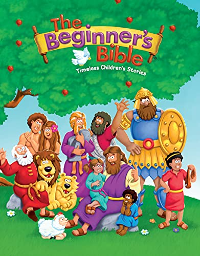 The Beginner's Bible: Timeless Children's Stories: Candle Books