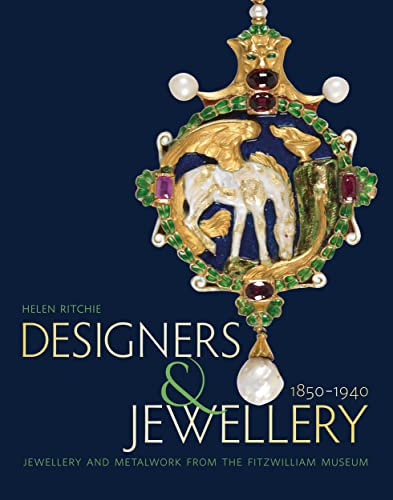 Download Designers and Jewellery 1850-1940: Jewellery and Metalwork from the Fitzwilliam Museum