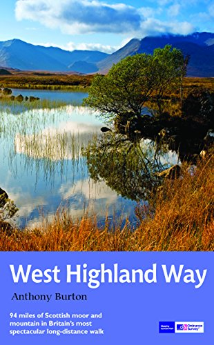 9781781310892: The West Highland Way: National Trail Guide (Trail Guides)