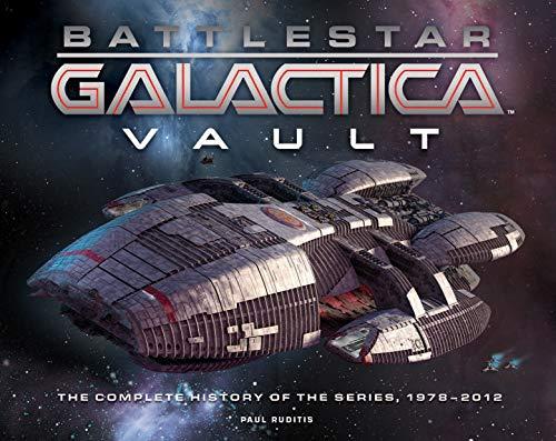 Battlestar Galactica Vault