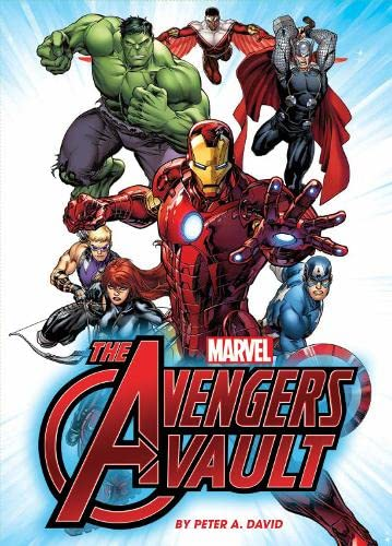 9781781313985: The Avengers Vault