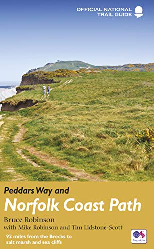 9781781315019: Peddars Way and Norfolk Coast Path: National Trail Guide (National Trail Guides)