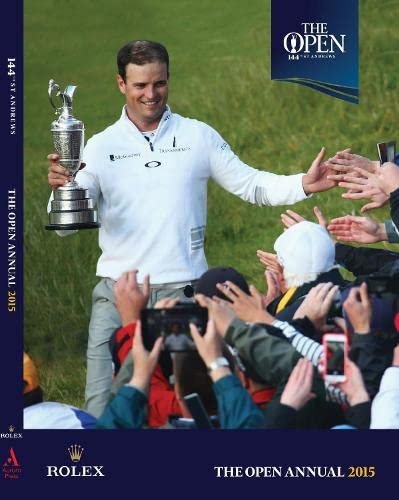 9781781315248: The Open Championship 2015