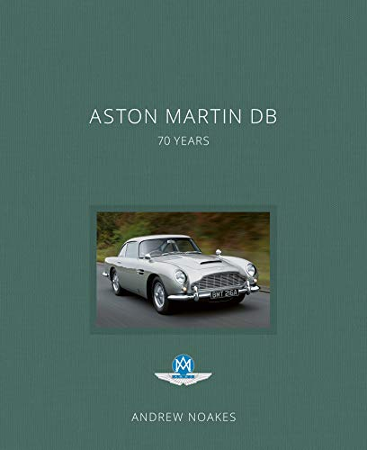 9781781319284: Aston Martin DB: 70 years