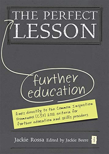 9781781351253: The Perfect Further Education Lesson