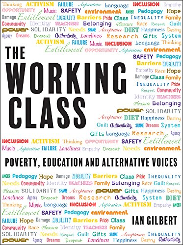 9781781352786: The Working Class: Poverty, education and alternative voices