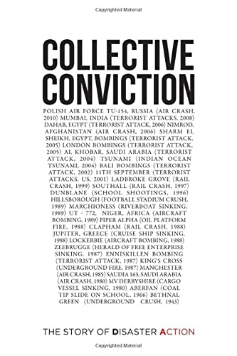 Collective Conviction: The Story of Disaster Action: Eyre, Anne; Dix,