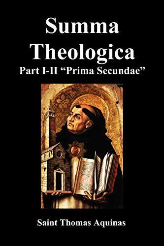 9781781390603: Summa Theologica, Part I-II (Pars Prima Secundae)
