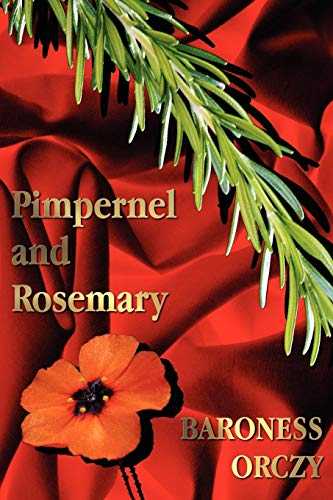 9781781392454: Pimpernel and Rosemary