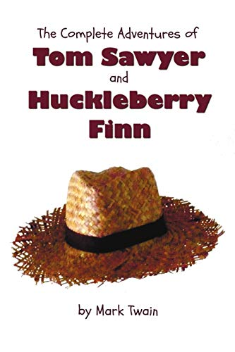 9781781393246: The Complete Adventures of Tom Sawyer and Huckleberry Finn (Unabridged & Illustrated) - The Adventures of Tom Sawyer, Adventures of Huckleberry Finn,