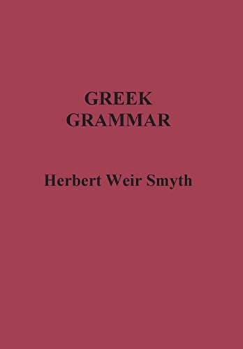 9781781394205: Greek Grammar