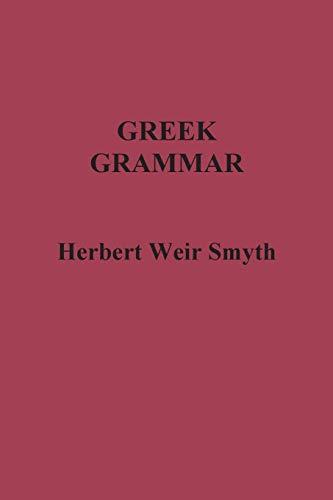 9781781394212: Greek Grammar