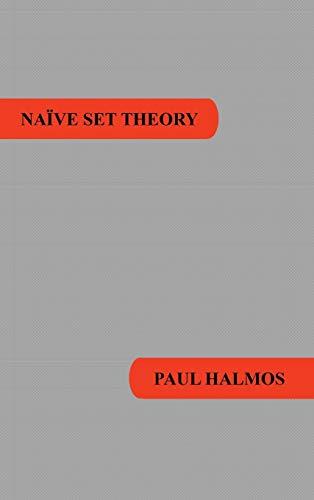 9781781394670: Naive Set Theory