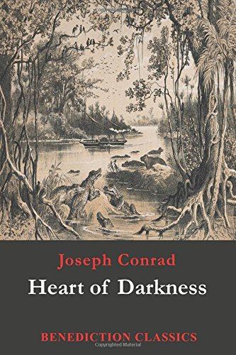 joseph conrad heart of darkness the real world essay The significance of the title 'heart od darkness' by joseph conrad the significance of the title heart of western world, it is as if their heart.