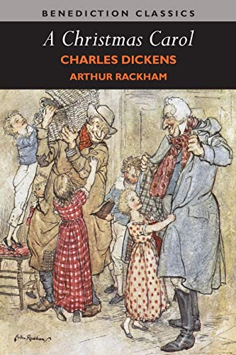 9781781397572: A Christmas Carol (Illustrated in Color by Arthur Rackham)